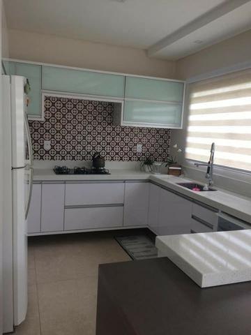 Linda Casa Alto Padrão 200 m2 - Terreno 625 m2 - Sta Cruz - Palmas PR - Foto 4
