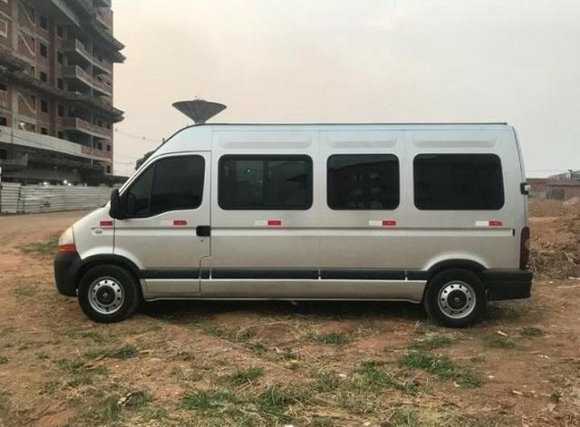 Imperdível!!! Van Master Eurolaf P 2.3 Diesel 2012/2013 completa - Foto 2