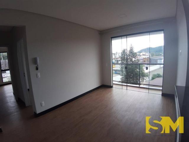 Apartamento com 2 dormitórios para alugar, 72 m² por R$ 1.700/mês - Bom Retiro - Joinville - Foto 7