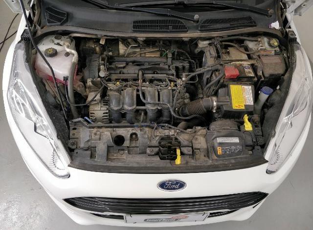 Fiesta 1.6 automático power shift 2014. Completo banco de couro,rodas e ar digital - Foto 16