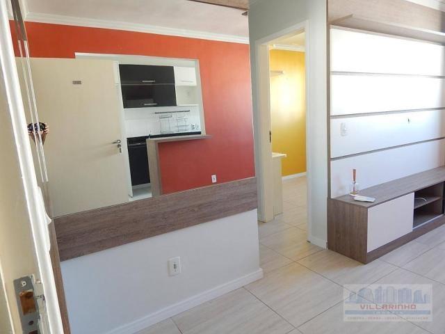 Apartamento com 2 dormitórios à venda, 52 m² por r$ 240.000,00 - cristal - porto alegre/rs - Foto 3