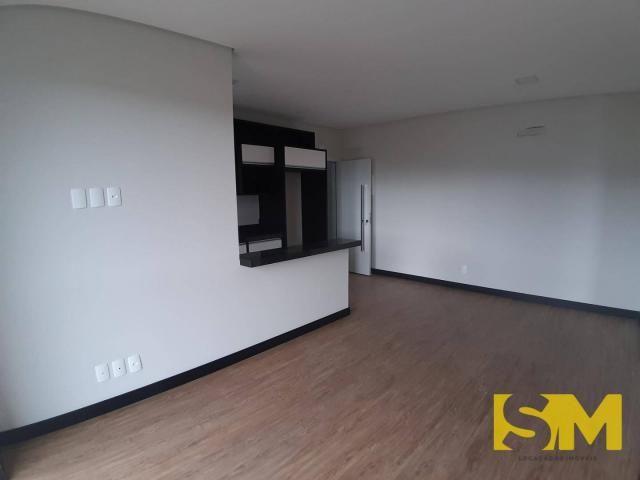 Apartamento com 2 dormitórios para alugar, 72 m² por R$ 1.700/mês - Bom Retiro - Joinville - Foto 6