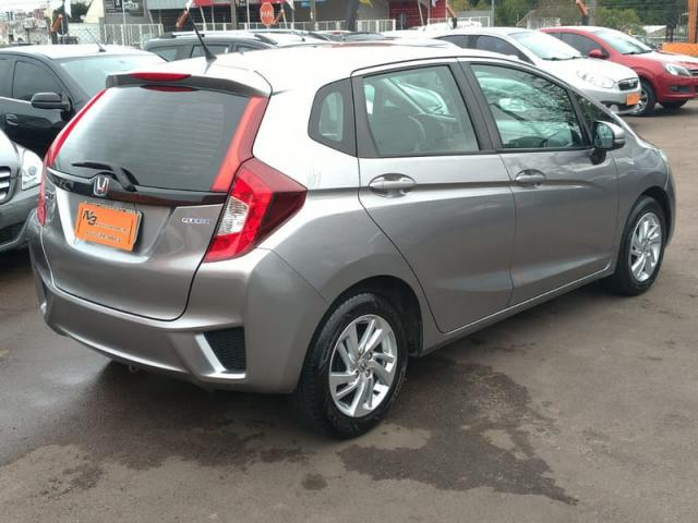 HONDA FIT LX 1.5 FLEXONE 16V 5P MEC - Foto 4
