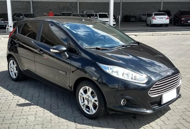 Ford New fiesta 1.6 automatico powershift ano 2014