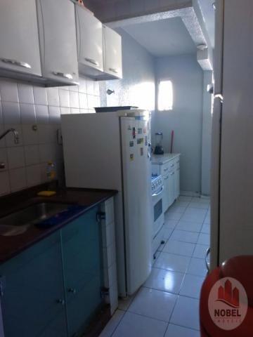 Apartamento à venda com 3 dormitórios em Brasília, Feira de santana cod:5518 - Foto 5