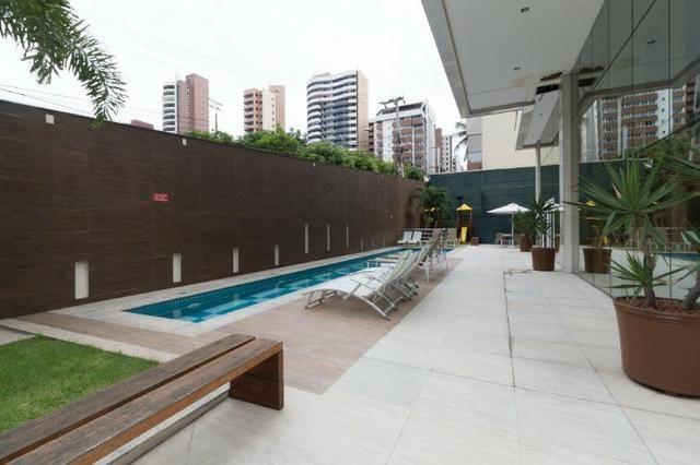 Brisas do Meireles, apartamento duplex com 3 suítes, gabinete, 4 vagas de garagem, - Foto 19