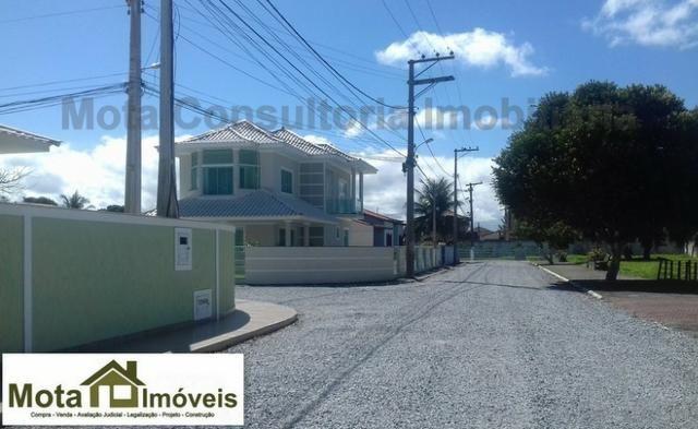 Mota Imóveis - Lindo Terreno 315m² Condomínio Alto Padrão - Praia do Barbudo - TE-112 - Foto 2