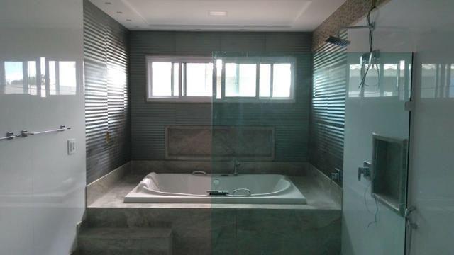 Maravilhosa casa duplex com 5 quartos em Boulevard Lagoa - Foto 8