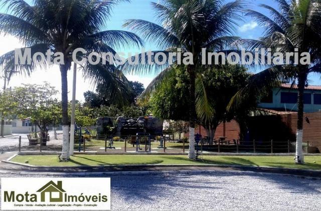 Mota Imóveis - Lindo Terreno 315m² Condomínio Alto Padrão - Praia do Barbudo - TE-112 - Foto 9