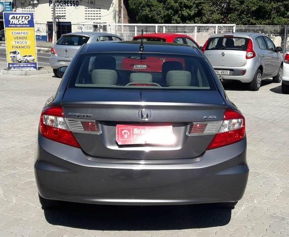 Honda Civic Lxs 1.8 manual ano 2014 - Foto 6