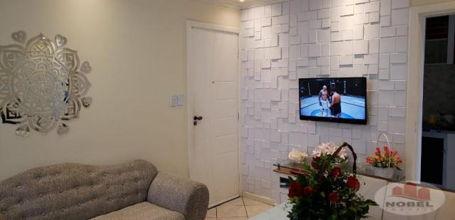 Apartamento à venda com 2 dormitórios em Ponto central, Feira de santana cod:5659 - Foto 3