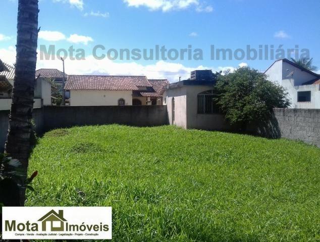 Mota Imóveis - Lindo Terreno 315m² Condomínio Alto Padrão - Praia do Barbudo - TE-112 - Foto 5