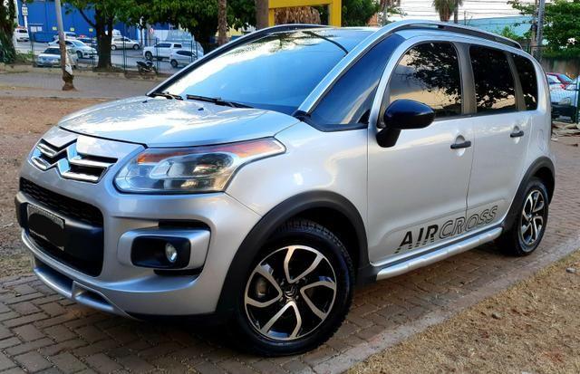Aceita Troca Citroen Aircross Exclusive 1.6 Flex Automático Baixo Km