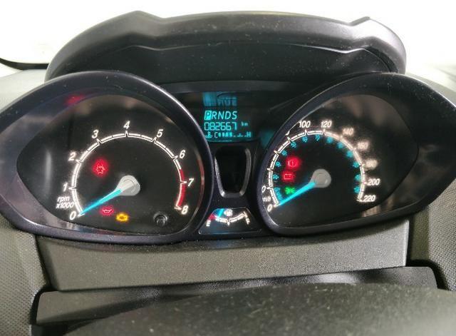 Fiesta 1.6 automático power shift 2014. Completo banco de couro,rodas e ar digital - Foto 14