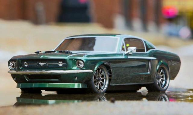 Automodelo Vaterra On Road Ford Mustang 1967