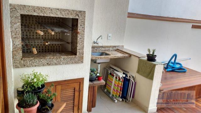 Villarinho vende excelente casa com 3 suítes c/piscina, 2 vagas- 223 m² por r$ 650.000,00  - Foto 7