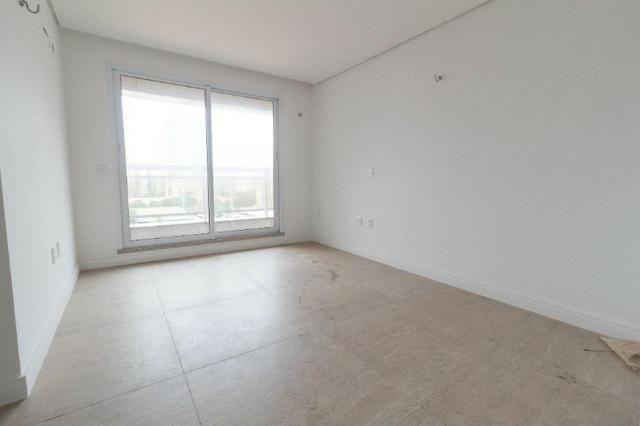 Brisas do Meireles, apartamento duplex com 3 suítes, gabinete, 4 vagas de garagem, - Foto 12