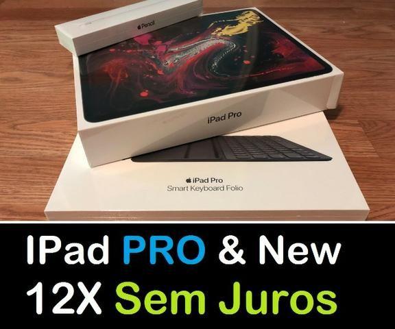 IPad PRO ou New ( 12X Sem Juros )