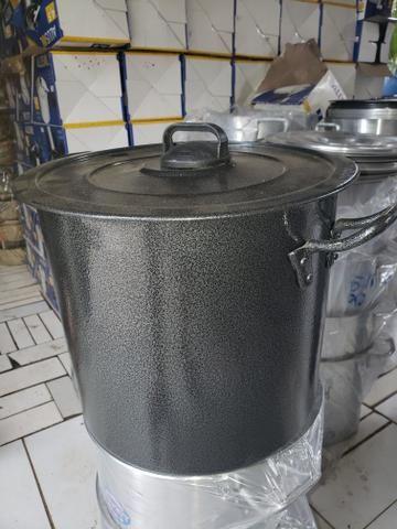 Caldeirão craqueados 20 litros - Foto 2
