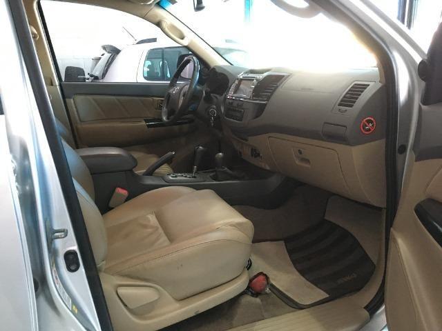 Toyota Hilux Sw4 3.0 Srv 4X4 7 Lugares 16V Turbo Intercooler Diesel 4P Automatico - Foto 11