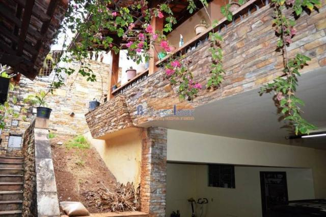 Casa à venda com 4 dormitórios em Caiçara, Belo horizonte cod:45868 - Foto 10