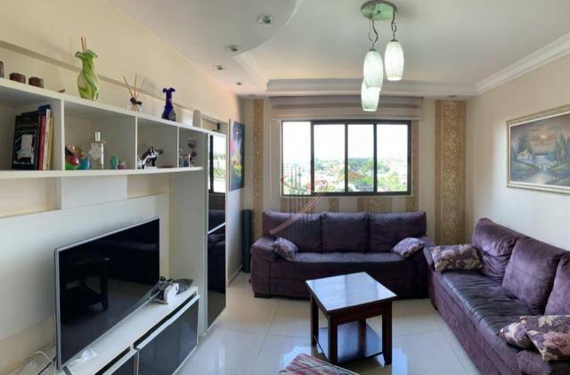 Apartamento com 4 dormitórios à venda, 216 m² por R$ 970.000,00 - Parque Monjolo - Foz do  - Foto 13