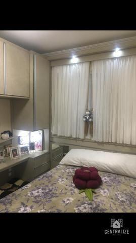 Apartamento à venda com 3 dormitórios em Uvaranas, Ponta grossa cod:1689 - Foto 13