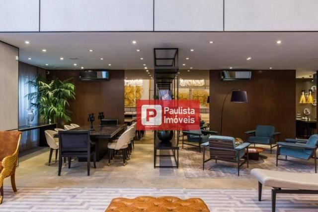 Apartamento com 4 dormitórios à venda, 334 m² por R$ 10.812.247,00 - Vila Olímpia - São Pa - Foto 8