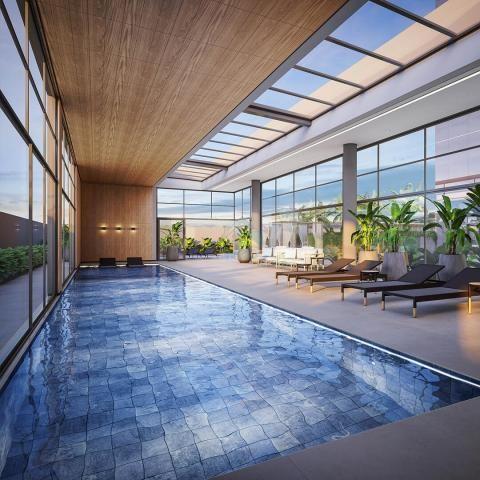 VITRA - O sonho de viver com classe, estilo e conforto no coração da Água Verde! Apartamen - Foto 9