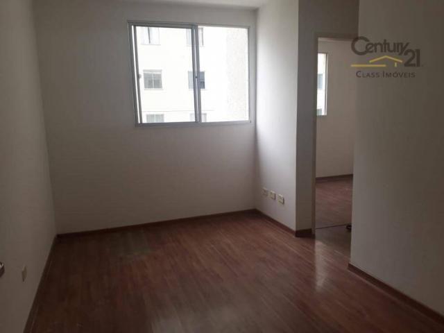 Apartamento com 2 dormitórios para alugar, 45 m² - Gleba Fazenda Palhano - Londrina/PR - Foto 2