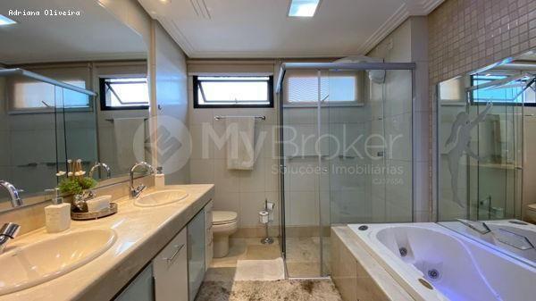 Apartamento para Venda em Goiânia, Setor Bueno, 4 dormitórios, 4 suítes, 5 banheiros, 3 va - Foto 7