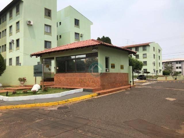 Apartamento com 3 dormitórios à venda, 52 m² por R$ 150.000,00 - Monte Castelo - Campo Gra - Foto 17
