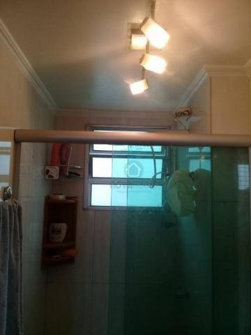 Apartamento com 3 dormitórios à venda, 52 m² por R$ 150.000,00 - Monte Castelo - Campo Gra - Foto 4