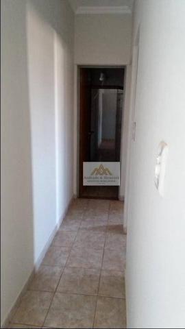 Apartamento com 2 dormitórios para alugar, 77 m² por R$ 1.000,00/mês - Vila Tibério - Ribe - Foto 13