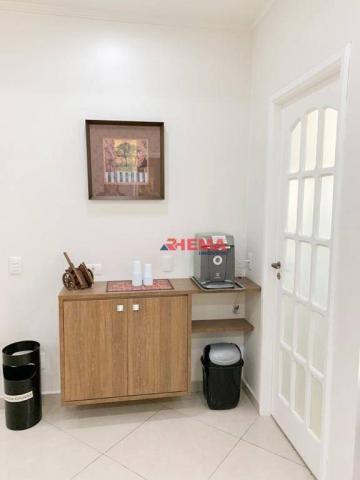 Sala à venda, 78 m² por R$ 590.000,00 - Gonzaga - Santos/SP - Foto 12