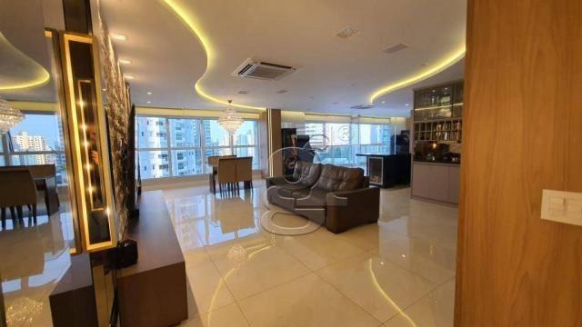 Apartamento com 3 dormitórios à venda, 183 m² por R$ 1.380.000,00 - Maison Legacy - Londri - Foto 5