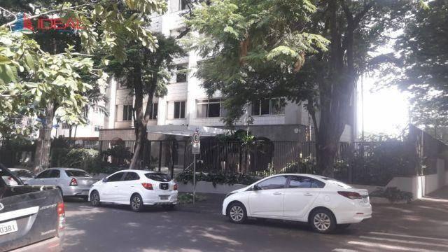 Apartamento com 4 dormitórios para alugar, 240 m² por R$ 2.700,00/mês - Zona 01 - Maringá/