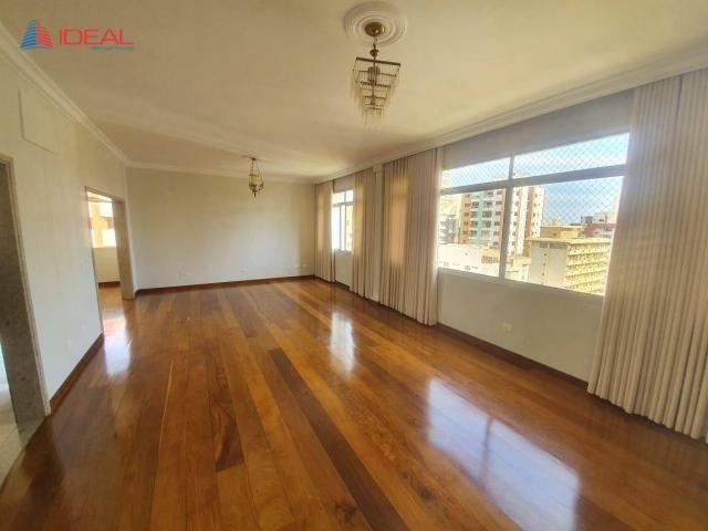 Apartamento com 4 dormitórios para alugar, 240 m² por R$ 2.700,00/mês - Zona 01 - Maringá/ - Foto 7