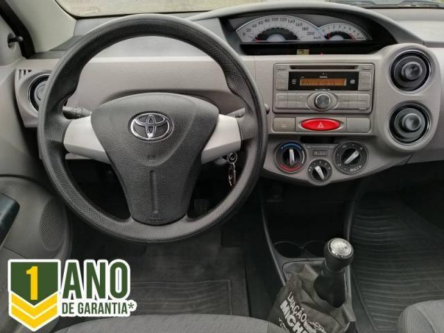 Toyota ETIOS XLS 1.5 Flex 16V 5p Mec. - Foto 8
