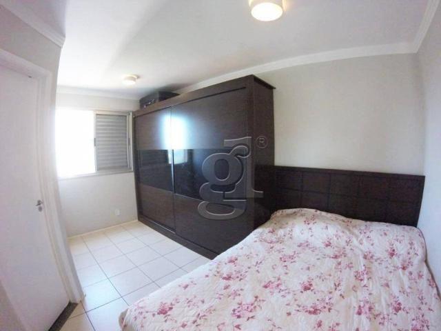 Apartamento com 3 dormitórios à venda, 67 m² por R$ 275.000 - Edifício Garden Belvedere -  - Foto 10