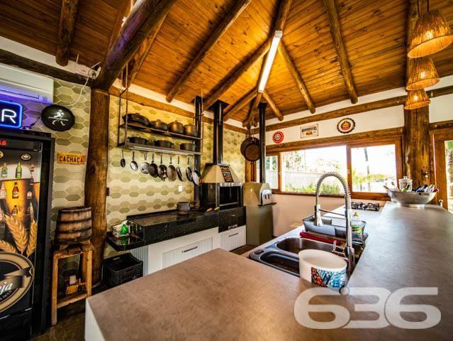Casa à venda com 4 dormitórios em Linguado, Balneário barra do sul cod:03015667 - Foto 11