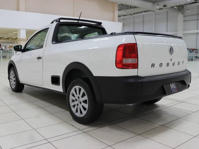 Volkswagen Saveiro RB 1.6 CS - MBVS - Foto 4