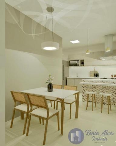Apartamento para Venda em Volta Redonda, Jardim Belvedere, 3 dormitórios, 1 suíte, 2 banhe - Foto 4