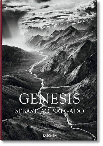 Livro Gêneses Sebastião Salgado