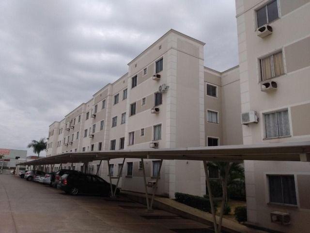Vendo apartamento no Residencial Gran Rio - Goiânia - Foto 3