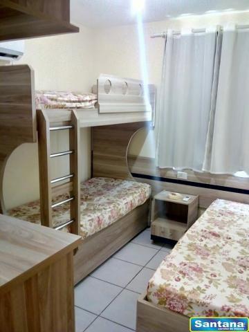 Apartamento à venda com 3 dormitórios em Jardim jeriquara, Caldas novas cod:440 - Foto 18