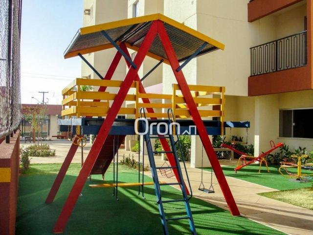Apartamento à venda, 48 m² por R$ 188.000,00 - Parque Oeste Industrial - Goiânia/GO - Foto 4