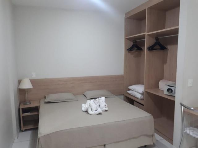 Loft à venda com 1 dormitórios em Belvedere, Caldas novas cod:5885