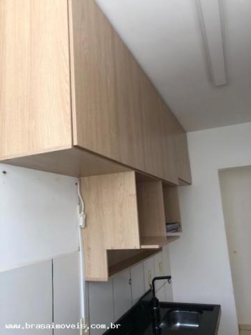 Apartamento para locação em presidente prudente, vila maristela, 2 dormitórios, 1 banheiro - Foto 5