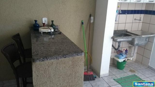 Apartamento à venda com 1 dormitórios em Olegario pinto, Caldas novas cod:2490 - Foto 7